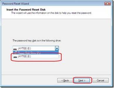 بازیابی رمز فراموش شده ی ورود به ویندوز